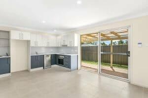 Aberglasslyn Granny flat interior Case Study: Investment Granny Flats
